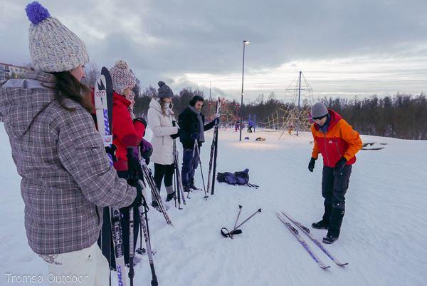 Guidet skitur i Tromsø - Tromsø Outdoor