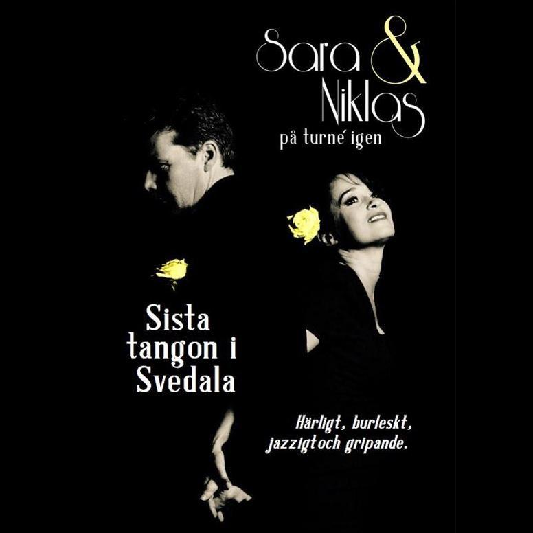 Qulturfolket Riksteatern Vetlanda: Sista tangon i Svedala