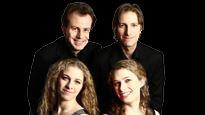 Klassisk konsert: Dahlkvistkvartetten