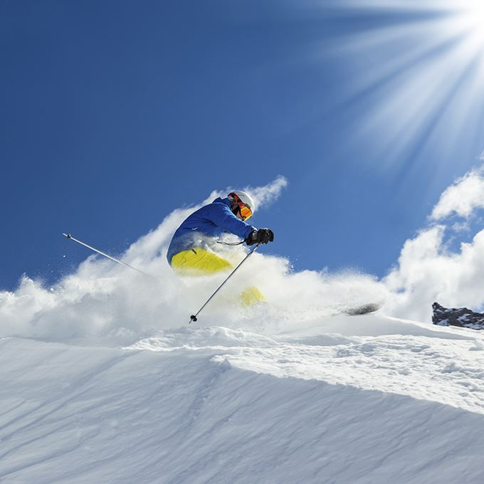 Sverre Hjørnevik, Snø Ekspress + skikort