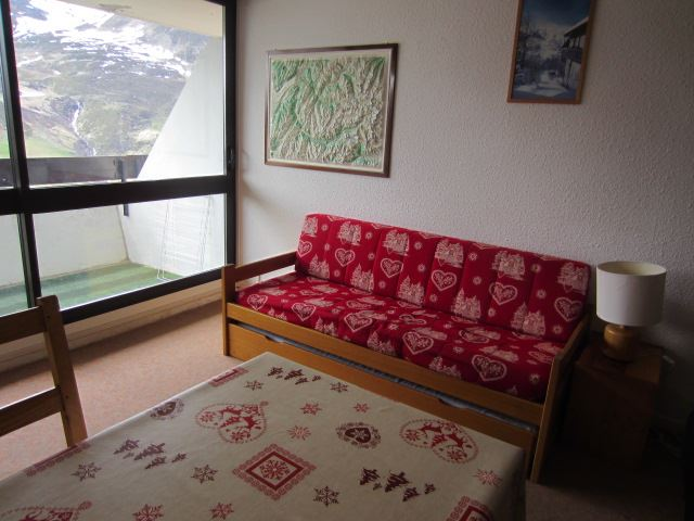 2 Rooms 5 Pers ski-in ski-out / COTE BRUNE 612