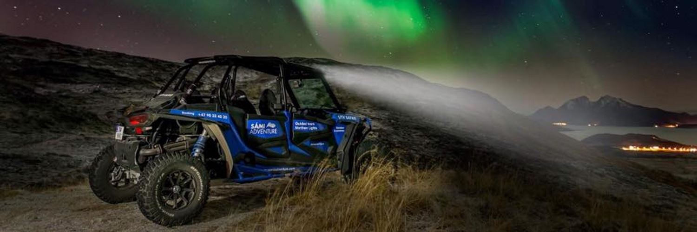 UTV Nordlys Safari – Sami Adventure