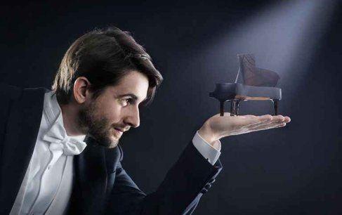 Musik: Kaffekonsert med Carl Petersson, piano