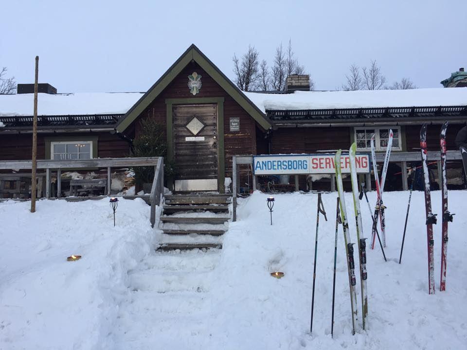 Andersborgs Våffelstuga