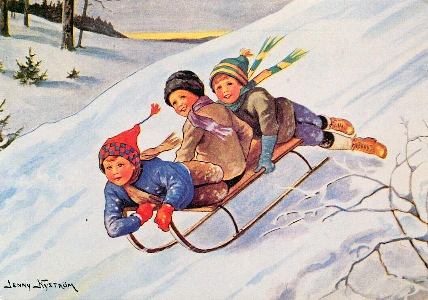 Vinterlov på länsmuseet