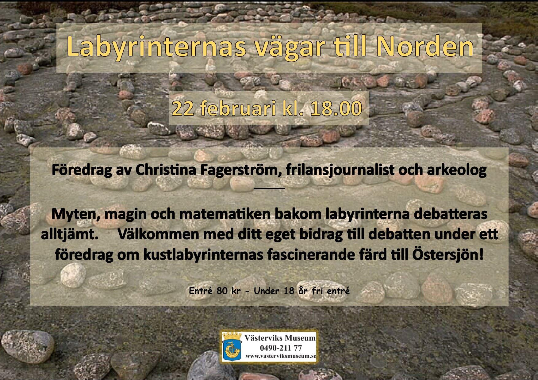 Labyrinternas vägar till Norden