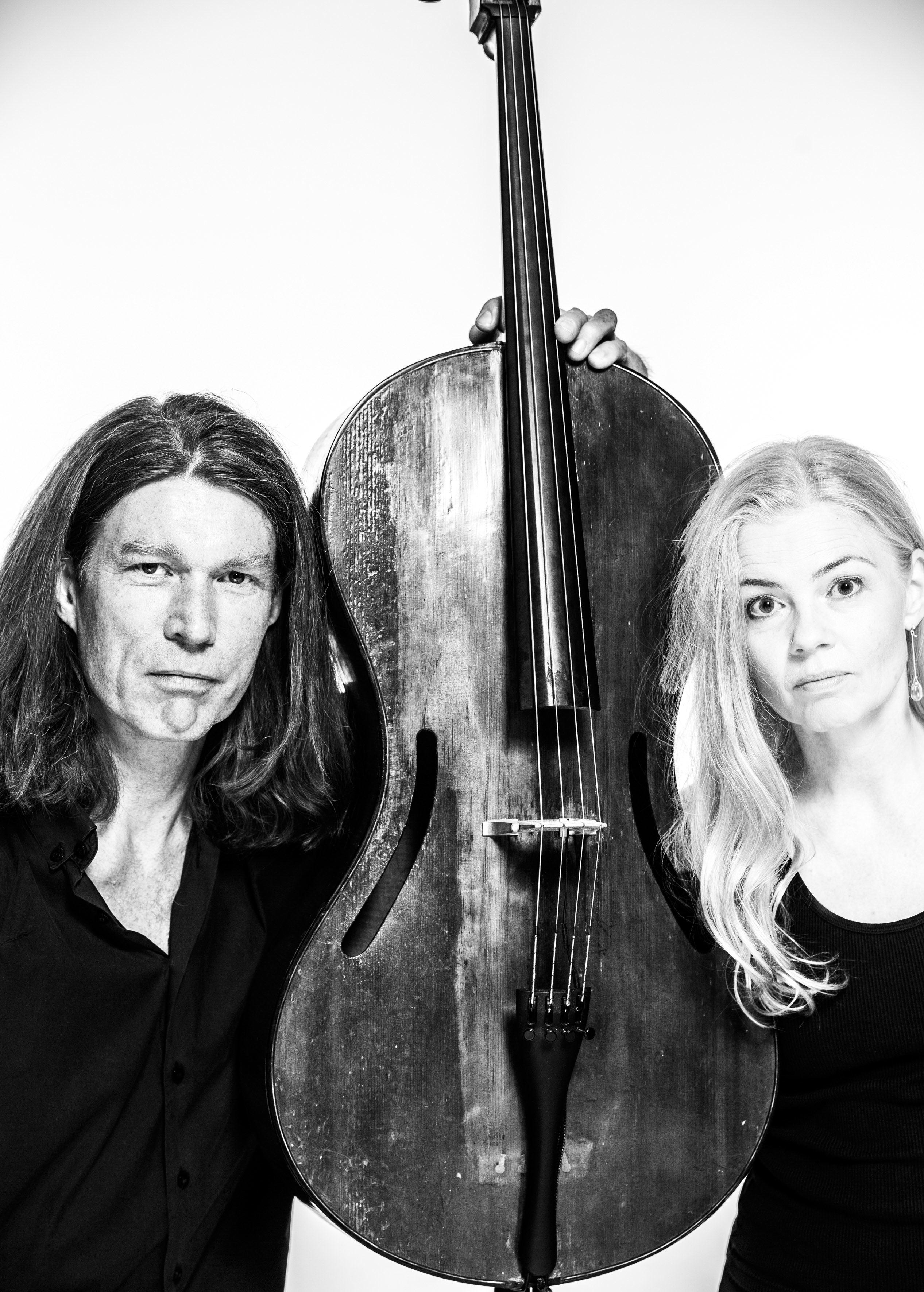 Blus/jazz: Musikriket - Katarina och Svante Henrysson