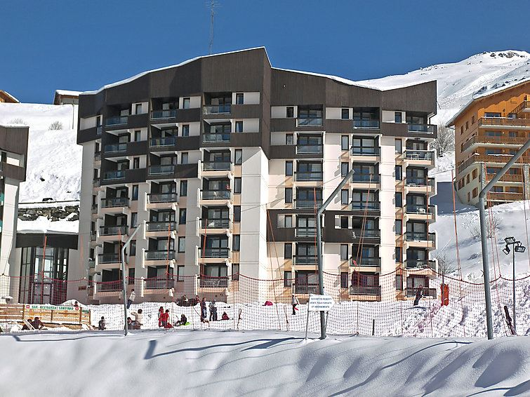 Studio 2 Pers skis aux pieds / ARMOISE 51