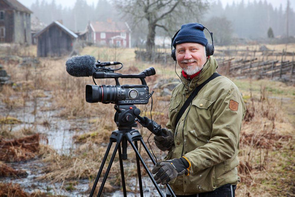 Peter Gerdehag till Alvargården
