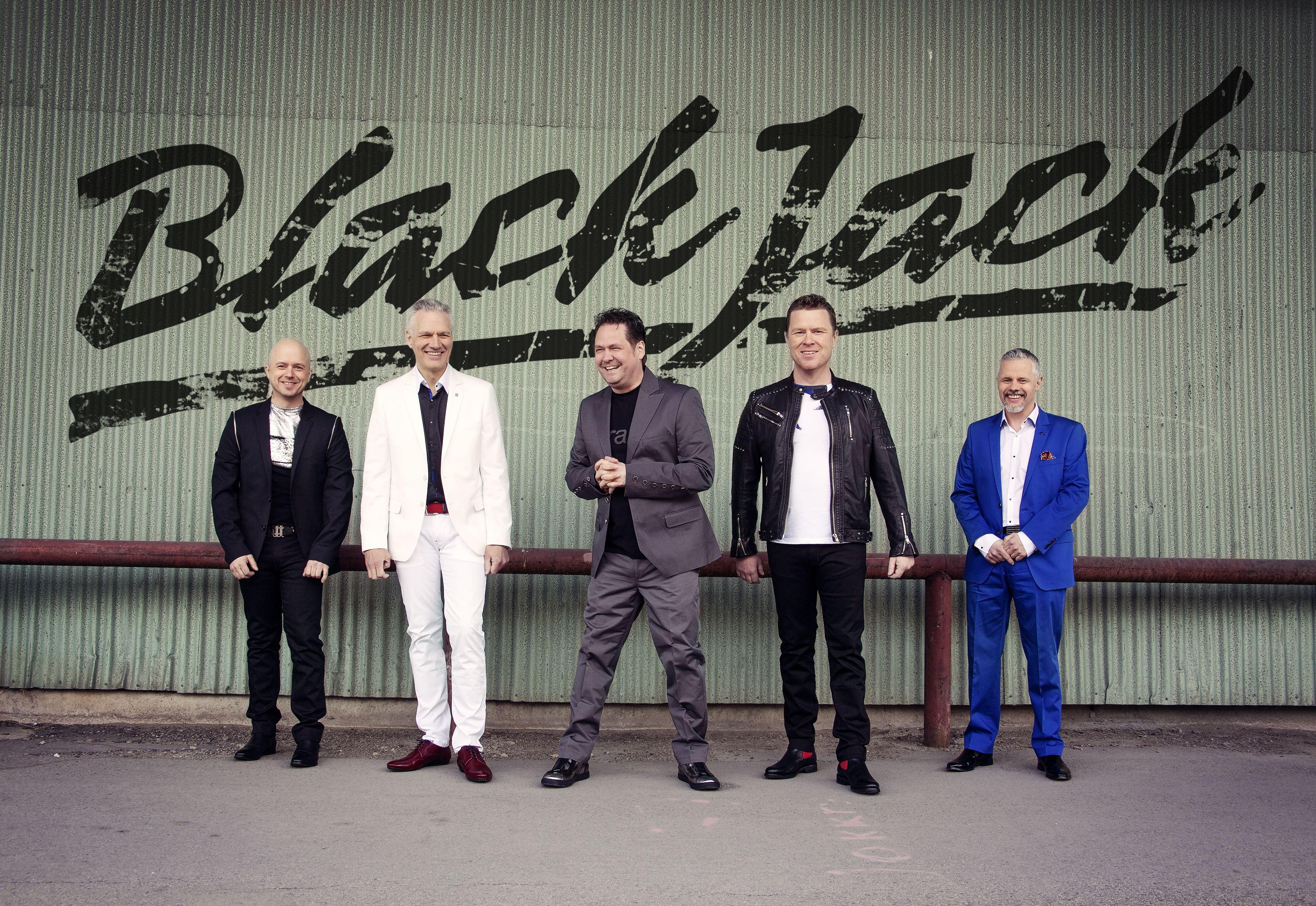 Dans i Kärrasand: Black Jack