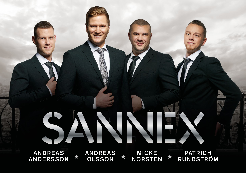 Dans i Kärrasand: Sannex