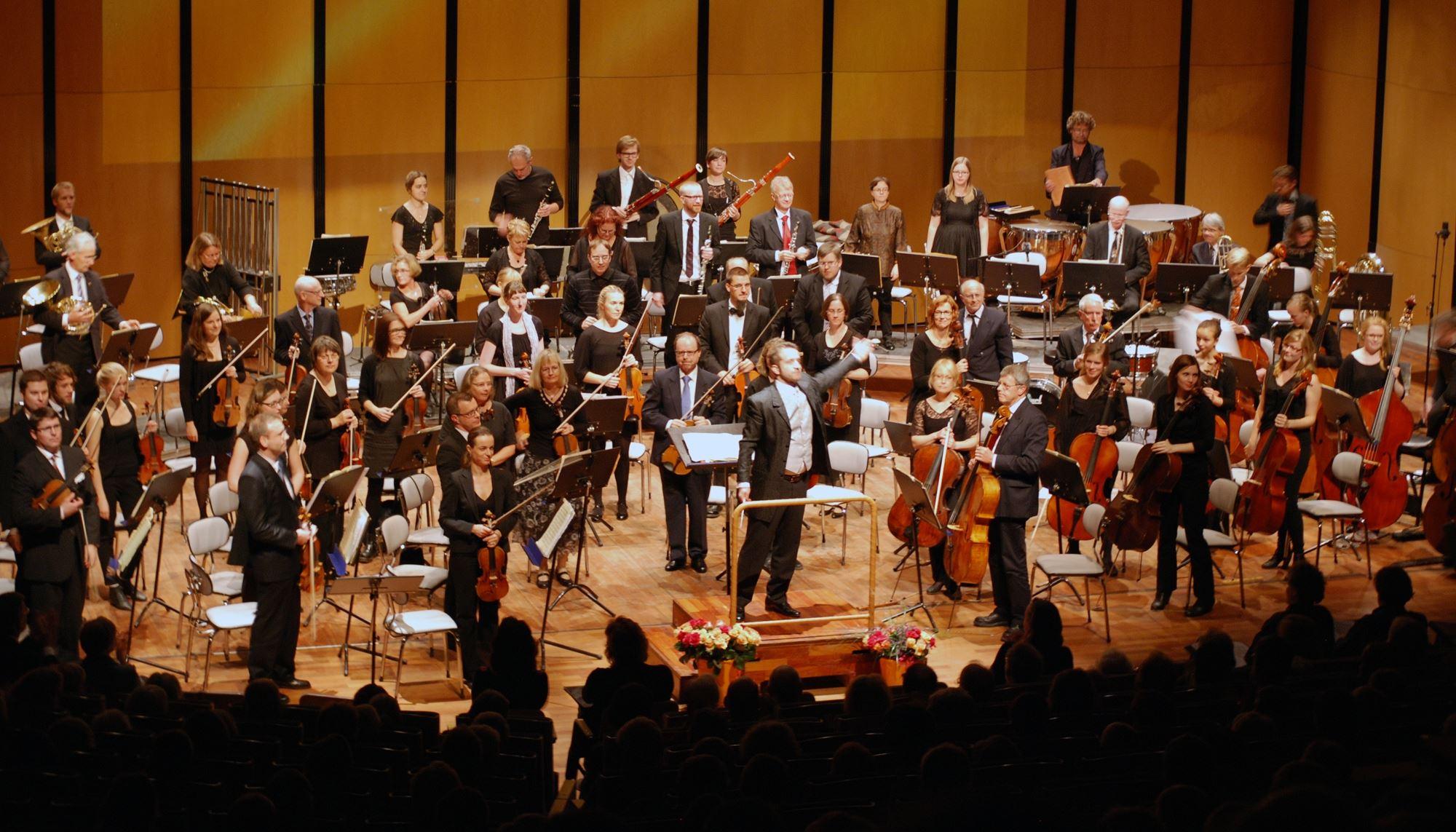 Umeå Musiksällskaps Vinterkonsert