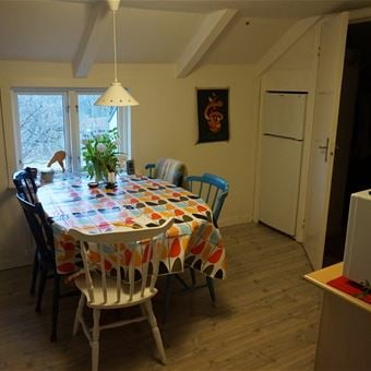 O183038* Vickleby, Private accommodation, Southern Öland, TV