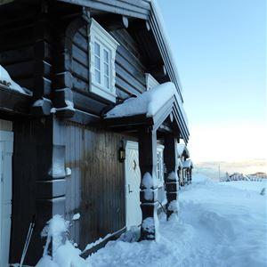 Hafjell cross country stadium