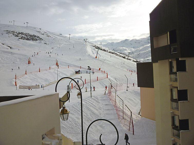 Studio 3 Pers skis aux pieds / GENEPI 13