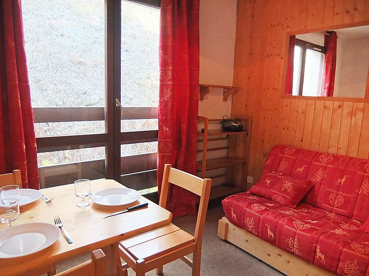 3 Pers Studio 150m from the slopes / ARGOUSIER A 45