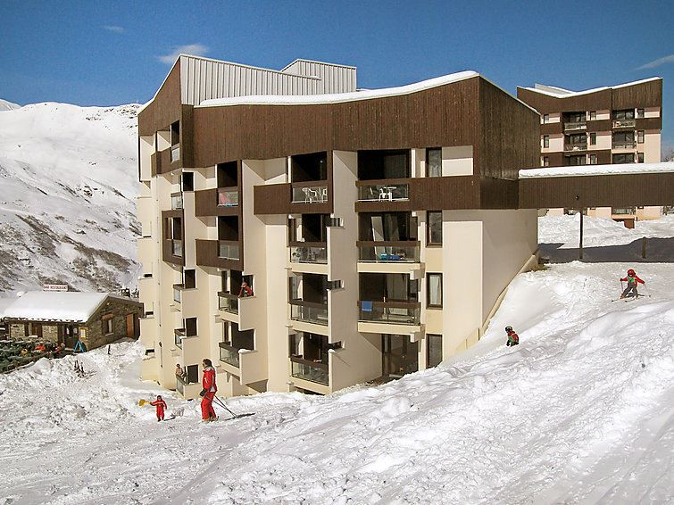 2 Room 4 Pers ski-in ski-out / ORIGANES 324