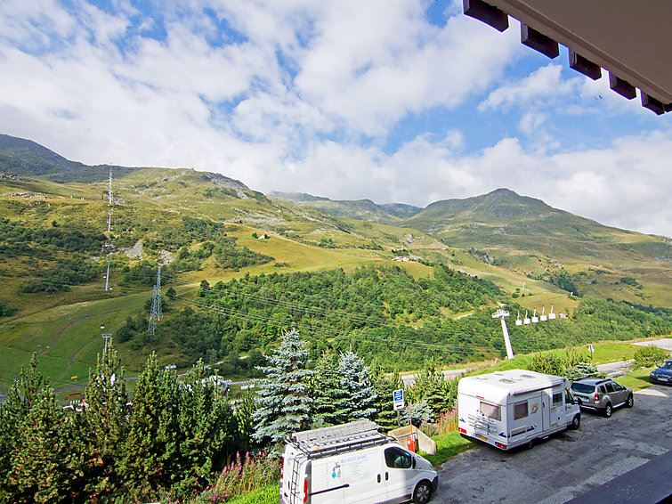 4 Pers Studio + Cabin 150m from the slopes / ASTRAGALE A 412