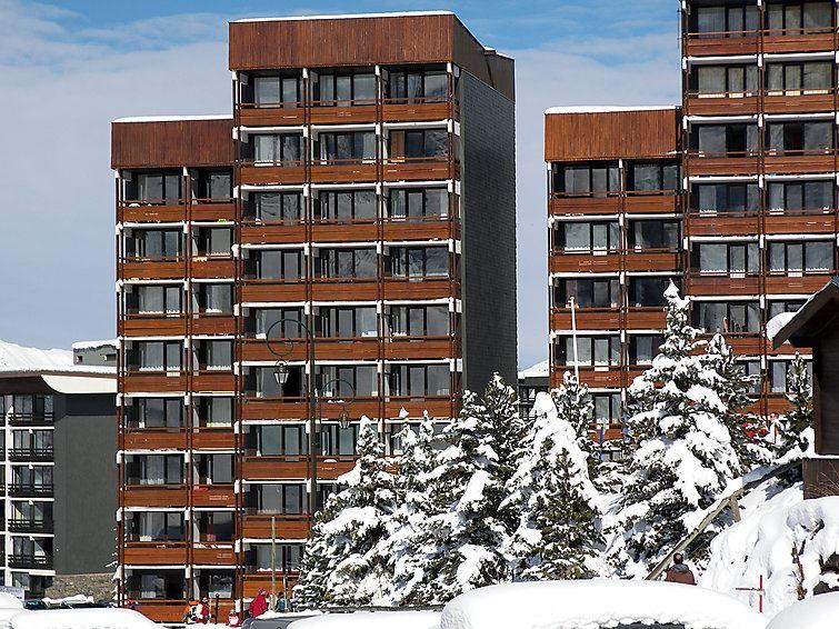 2 Pièces 5 Pers skis aux pieds / BURONS R05