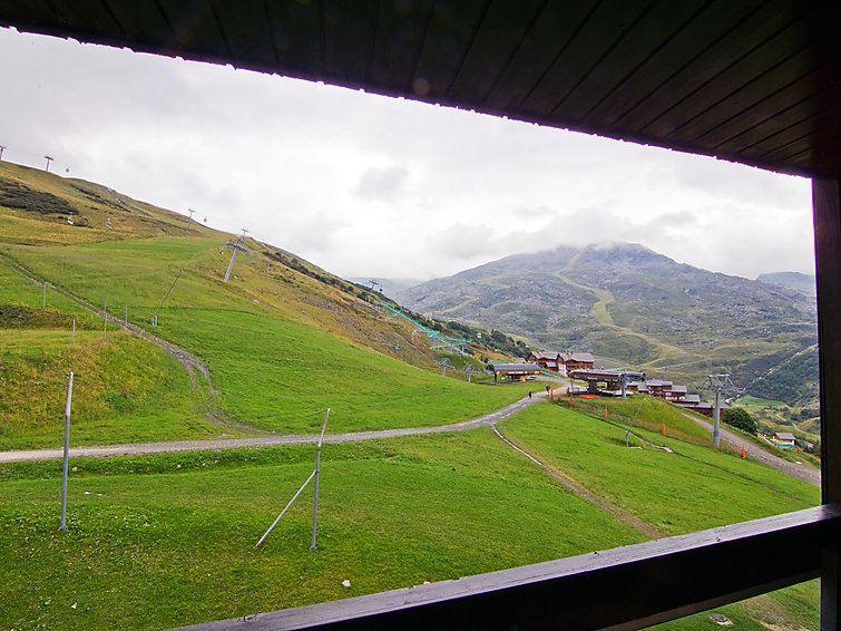 2 Pièces 4 Pers skis aux pieds / SOLDANELLES 413