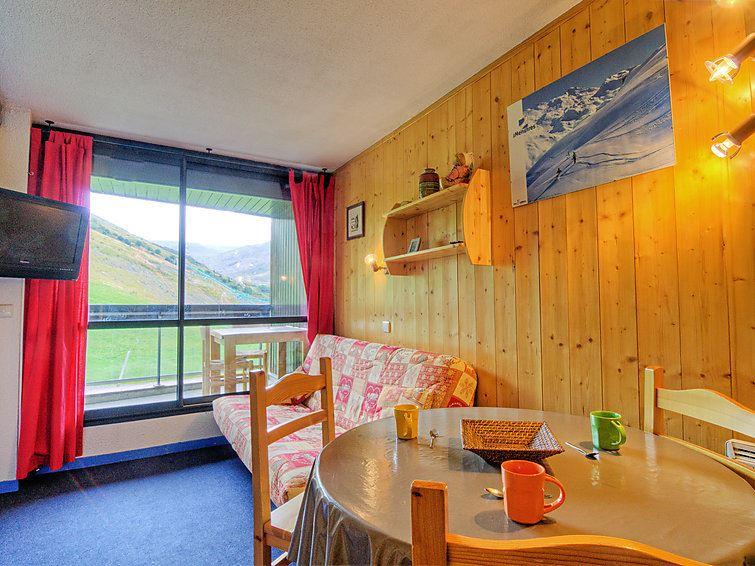 2 Room 4 Pers ski-in ski-out / SOLDANELLES 413