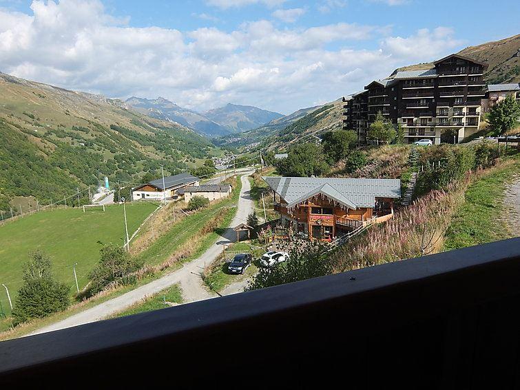 4 Pers Studio + Cabin ski-in ski-out / SARVAN 405