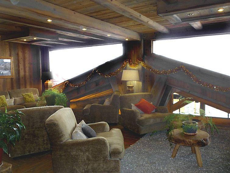 3 Pièces 6 Pers skis aux pieds / ALPAGES DE REBERTY BLEUET 16