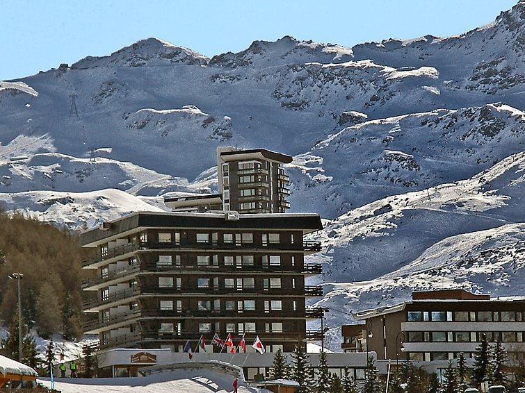 3 Pièces 6 Pers skis aux pieds / OISANS 37