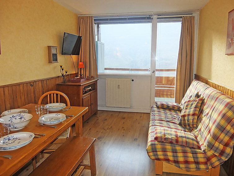 2 Room 5 Pers ski-in ski-out / LAUZES D12