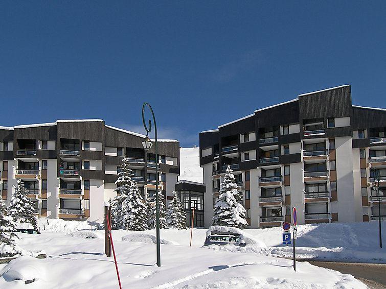 Studio 3 Pers skis aux pieds / MELEZES 22