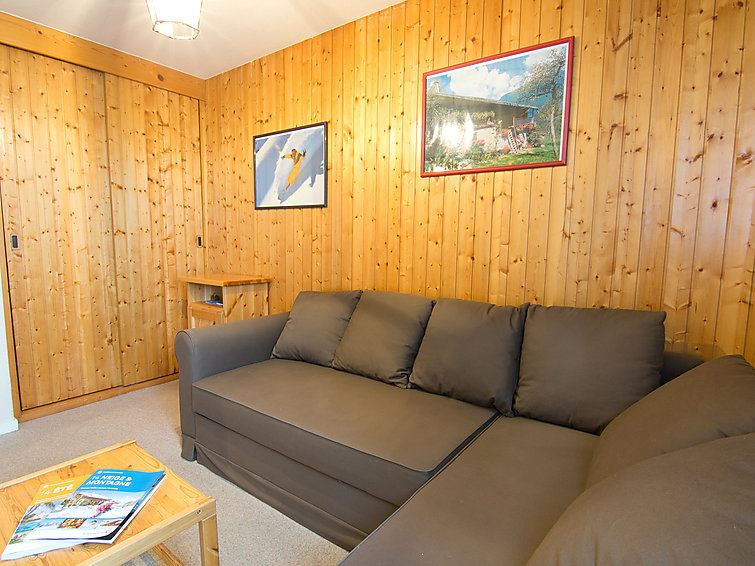 2 Room 5 Pers Ski-in Ski-out / MELEZES 66