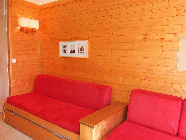 Studio 4 Pers skis aux pieds / CARON 509