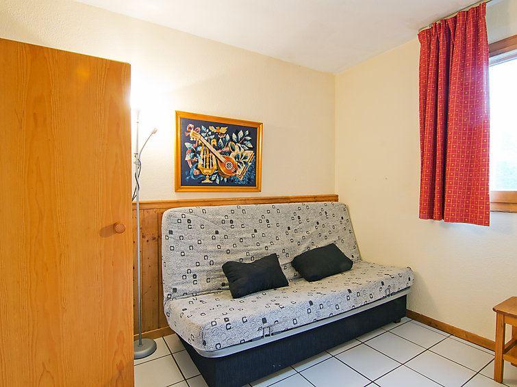 2 Room + Cabin 6 Pers ski-in ski-out / VILLARET 620