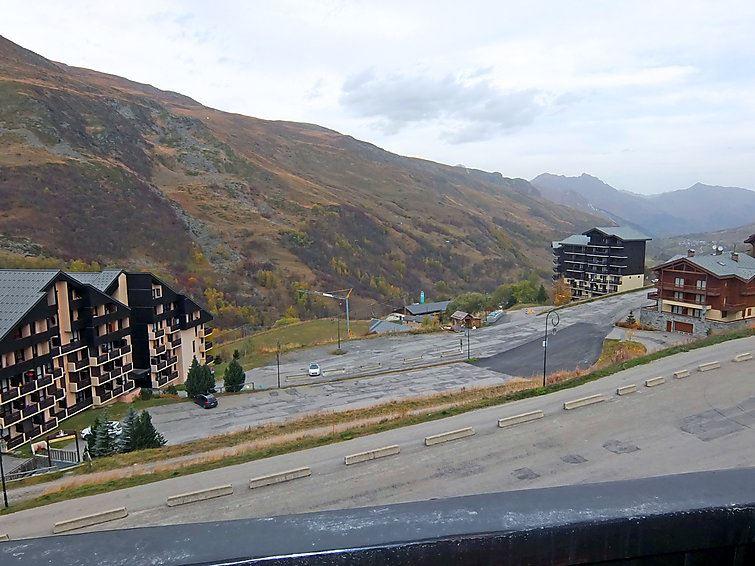 4 Pers Studio + Cabin ski-in ski-out / VILLARET 604