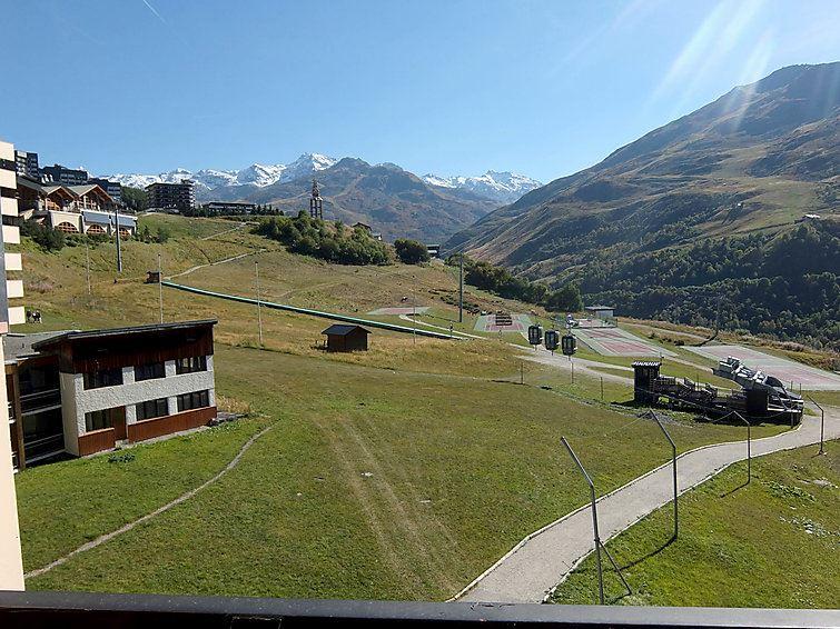 Studio 4 Pers skis aux pieds / GRANDE MASSE 302