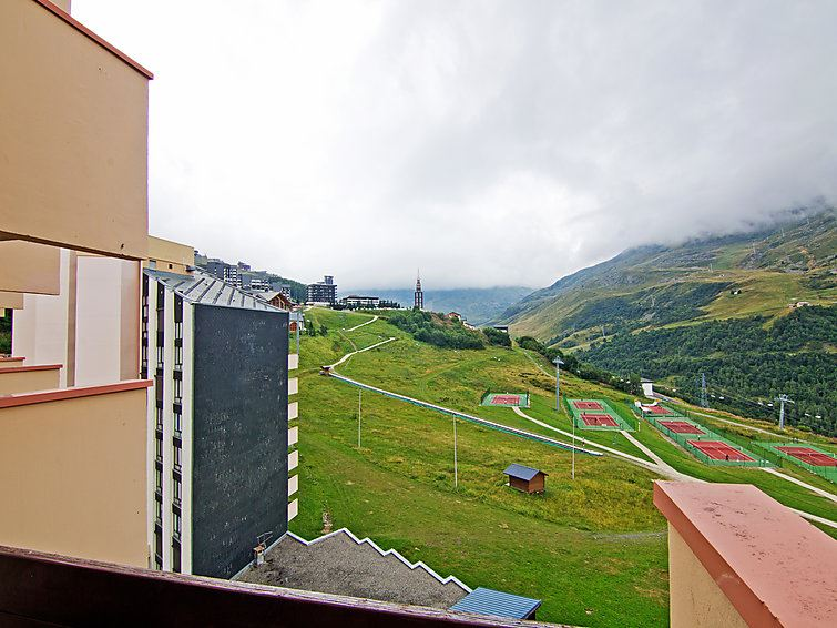 3 Pièces Alcôve 7 Pers skis aux pieds / GRANDE MASSE 908