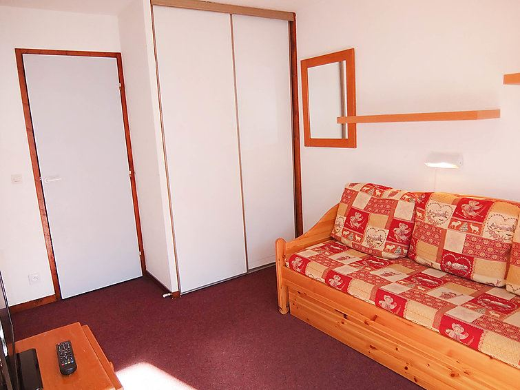 2 Room + Cabin 6 Pers ski-in ski-out / BALCONS D'OLYMPIE 305