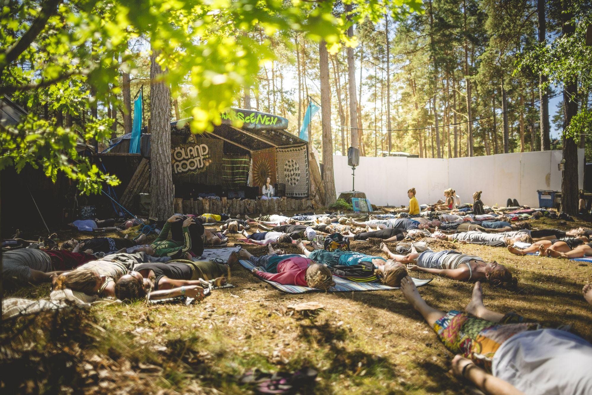 Kortfilm om sveriges mysigaste festival - Öland Roots