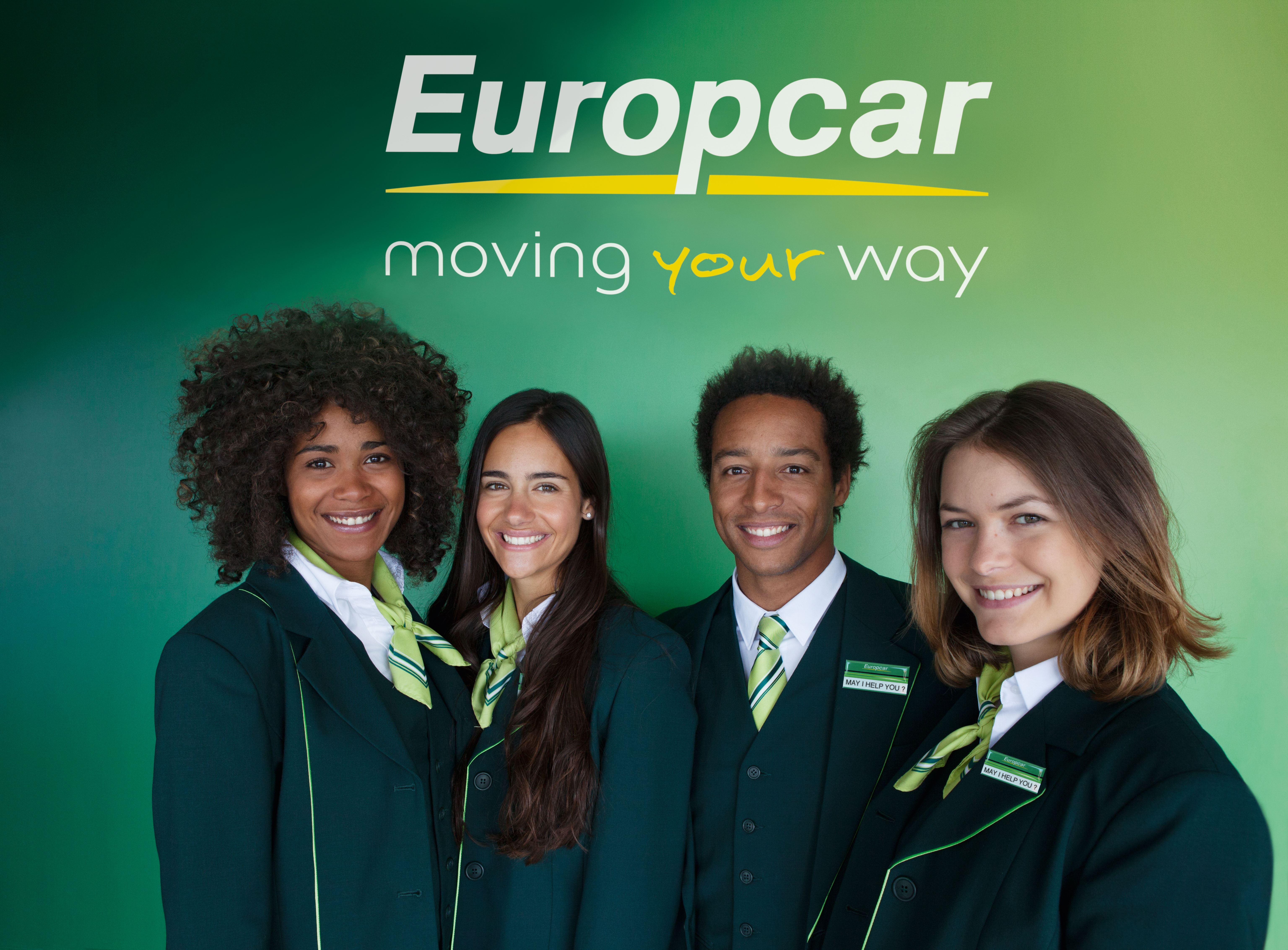 Europcar Bilutleie