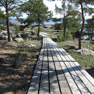 STF Söderhamn/Storjungfrun Skärgårdsstugor
