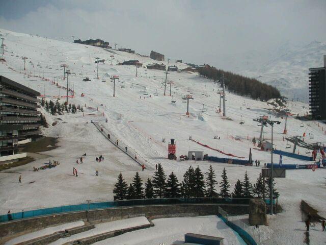 4 Pers Studio ski-in ski-out / CHAVIERE 517