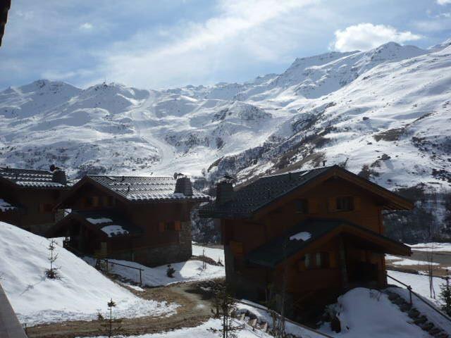 3 Rooms 6 Pers ski-in ski-out / HAMEAU DES MARMOTTES 5