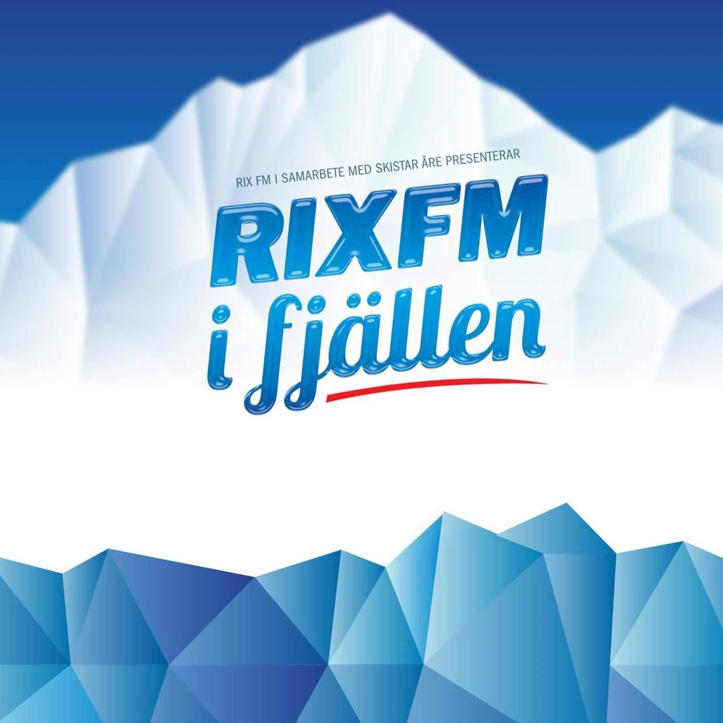 RIX FM in mountains