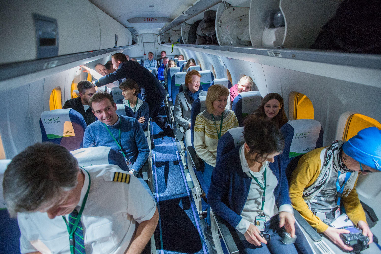 Aurora Flight - Tromsø Budget Tours