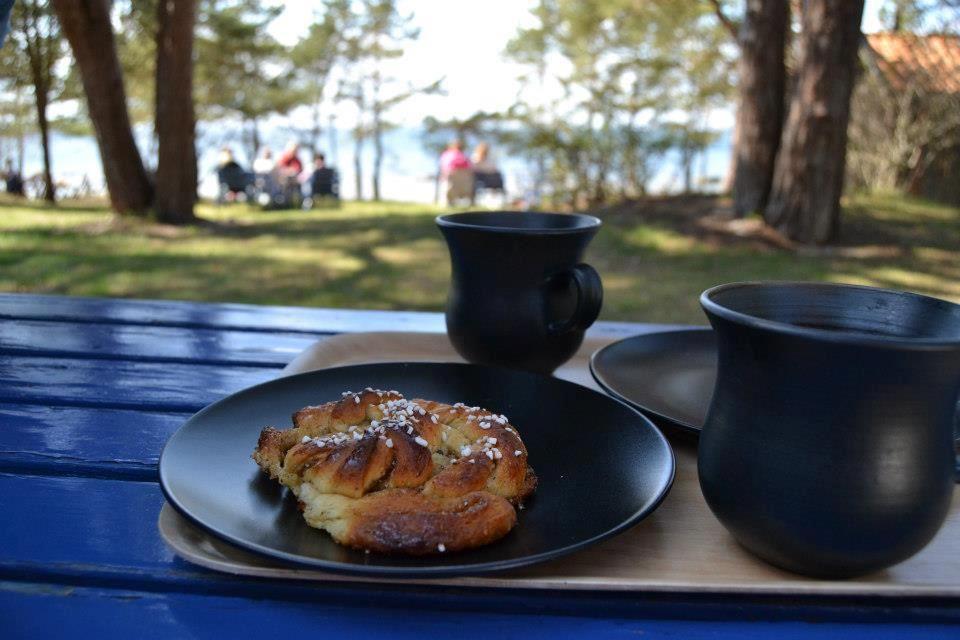 Café Haget i Byxelkrok