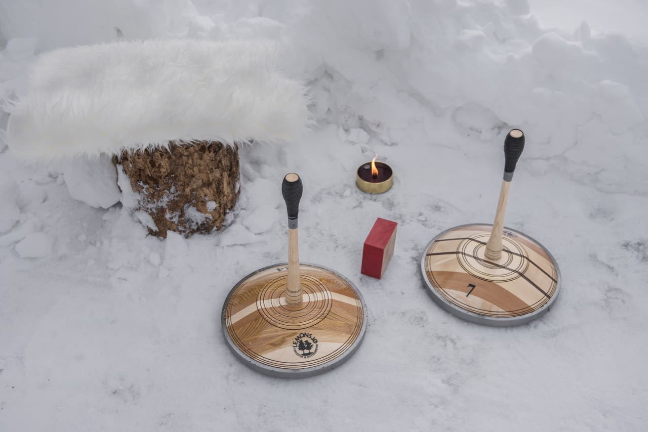 Terje Rakke,  © Nordic Life , Fjellcurling