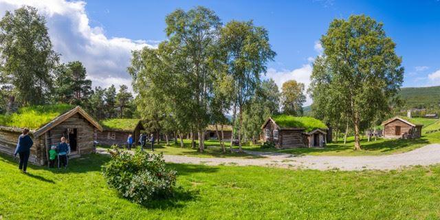 © Gudbrandsdalsmusea, Lesja Bygdemuseum - Gudbrandsdalens triveligste museum!