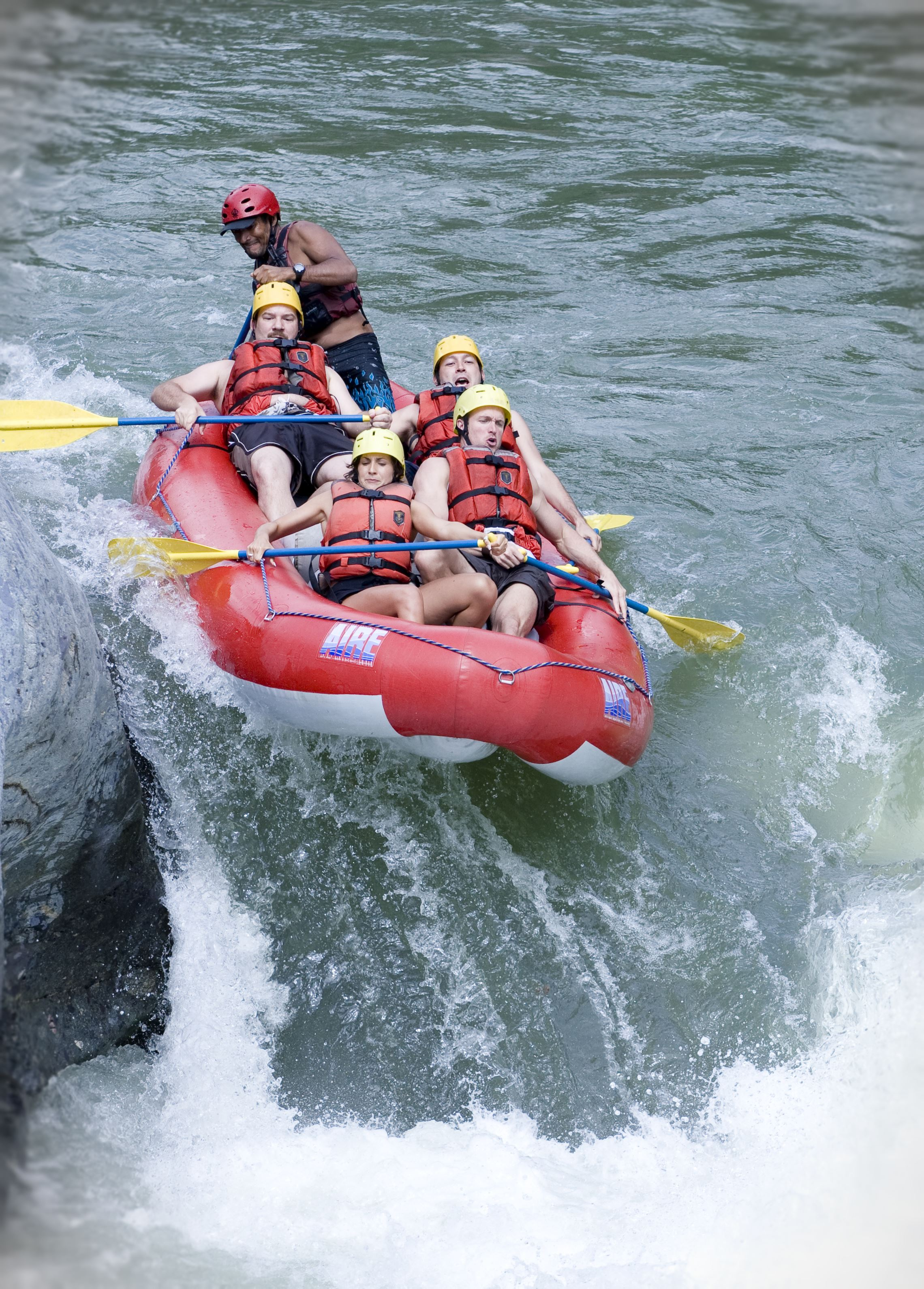 River Rafting at Cangrejal [Full Day]