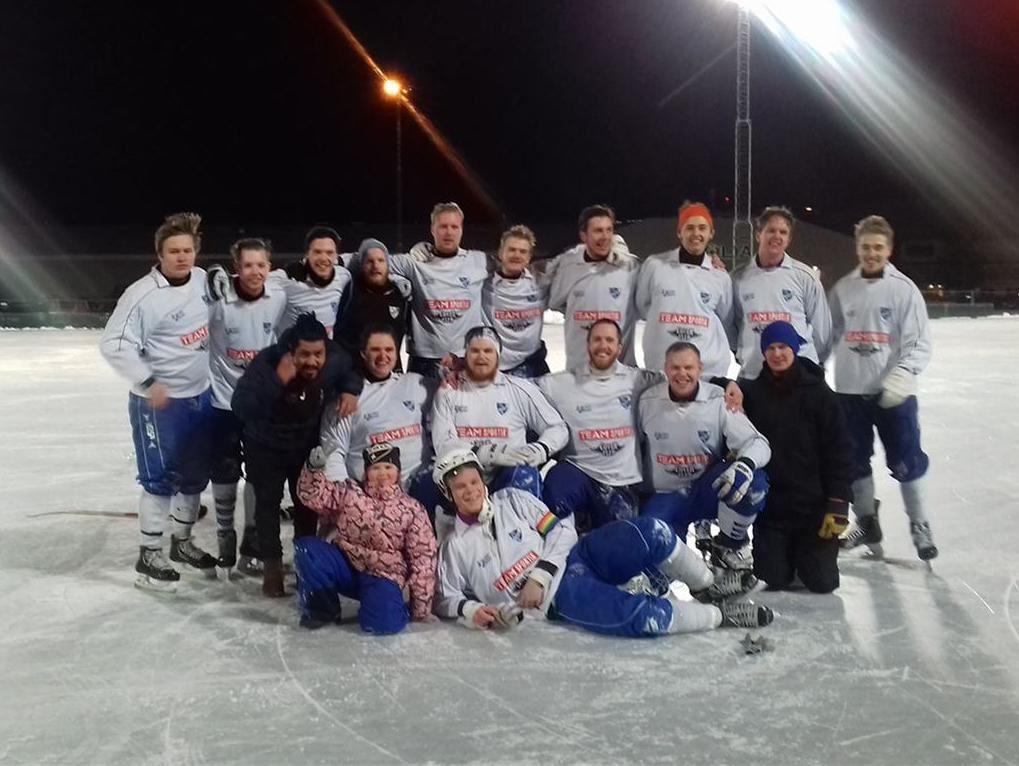 Bandy: IFK Umeå - Selånger