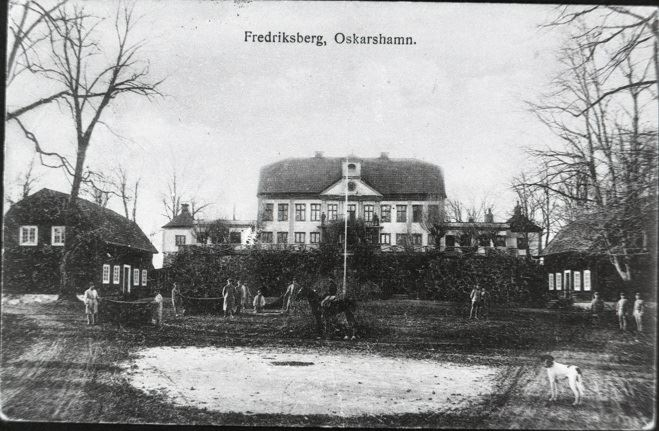 Dramatiserad visning Fredriksberg